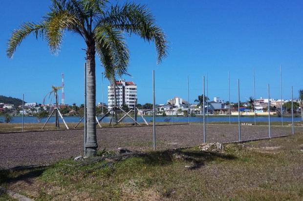 Área próxima a ponto turístico de Torres que deveria abrigar praça está com obras paradas desde 2015 Arquivo Pessoal / Leitor/DG/Leitor/DG