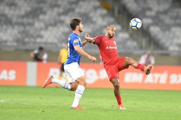 """Guerrinha: """"Inter segue somando pontos no Brasileirão"""" Ricardo Duarte/Divulgação / Internacional"""