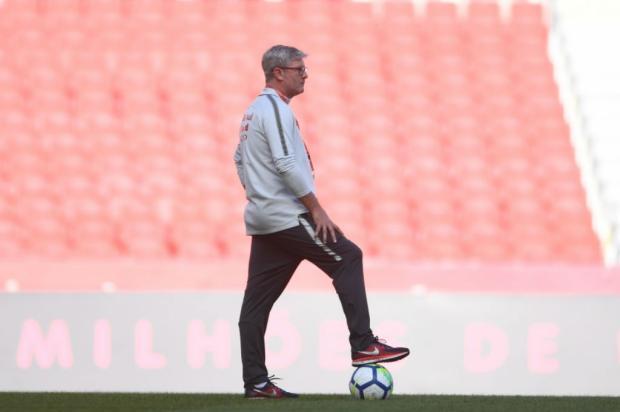"""Luciano Périco: """"Vencer o Flamengo é fundamental para as pretensões do Inter"""" Ricardo Duarte / Inter / Divulgação/Divulgação"""