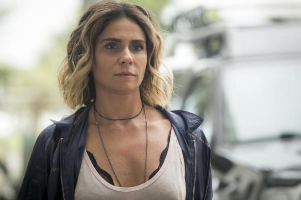 "Michele Vaz Pradella: ""Depois do capítulo 100, Luzia vingativa vem aí"" João Miguel Júnior/TV Globo/Divulgação"