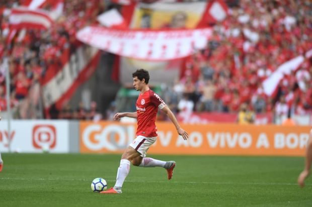 """Luciano Périco: """"Possibilidade de perder Rodrigo Dourado contra a Chape preocupa"""" Ricardo Duarte / Divulgação Inter/Divulgação Inter"""