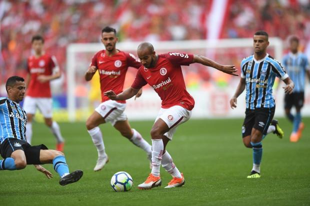 """Luciano Périco: """"Como será o amanhã de Grêmio e Inter?"""" Ricardo Duarte / Inter/Divulgação/Inter/Divulgação"""