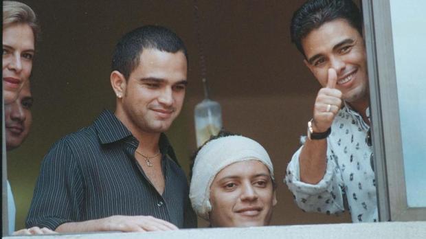 Sequestrador do irmão de Zezé di Camargo e Luciano é um dos fugitivos de prisão no Paraná /