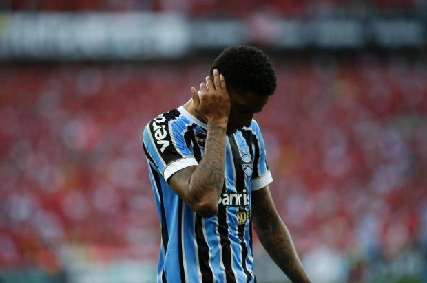 """Cacalo: """"Não estou entre os que acham que a lesão de André é a solução para o Grêmio"""" Félix Zucco/Agencia RBS"""