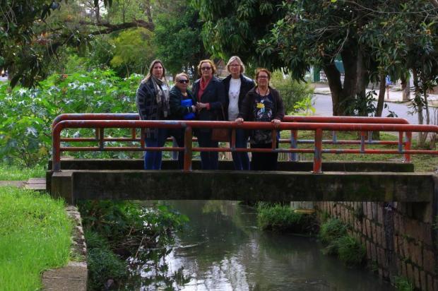 Comunidade do Jardim Itu, em Porto Alegre, reivindica melhorias na rede de esgoto Tadeu Vilani/Agencia RBS