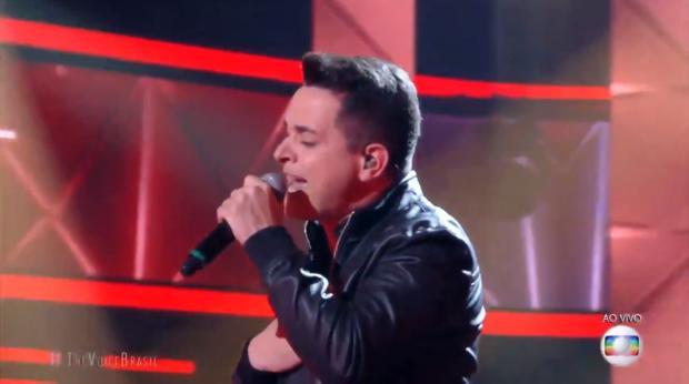 """""""The Voice Brasil"""": após noite Remix, Léo Pain segue em time de Michel Teló /"""