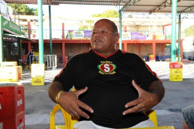 Morre aos 64 anos Pedro Diogo, presidente da Banda Saldanha Luiz Armando Vaz/Agencia RBS