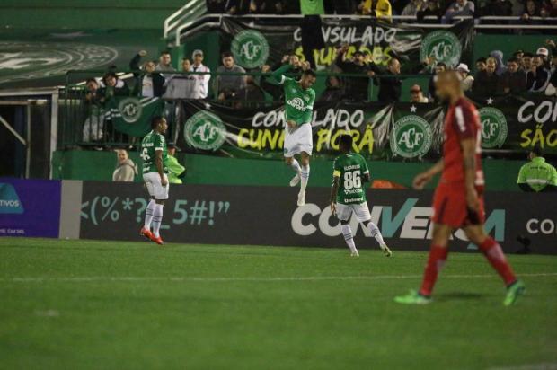 "Lelê Bortholacci: ""Chapecoense parecia mais interessada e vitória acabou sendo justa"" Sirli Freitas/Chapecoense"