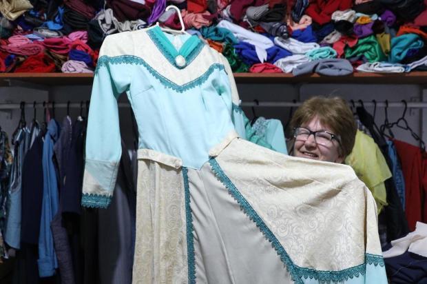 Saiba como são confeccionados os trajes tradicionalistas Isadora Neumann/Agencia RBS