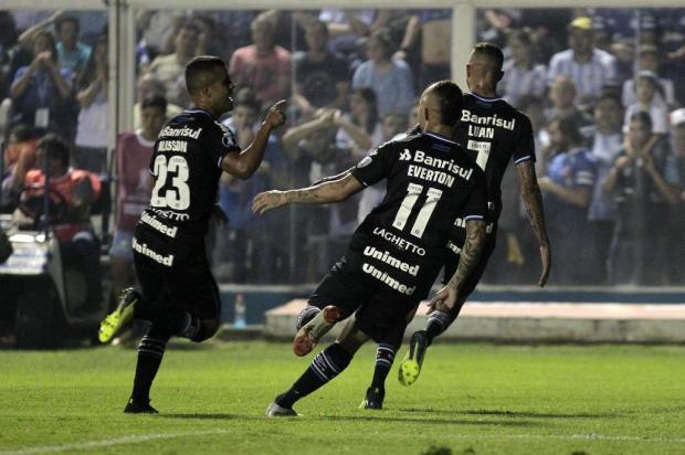 """Guerrinha: """"Enquanto não tiver Jael e André, Renato deve seguir com a fórmula que deu certo"""" Walter Monteros/AFP"""