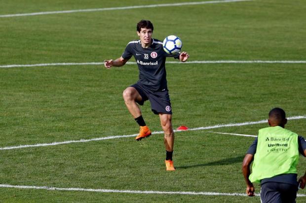 """Guerrinha: """"Situação do Inter melhora com a volta de Dourado e de Edenilson"""" Robinson Estrásulas/Agencia RBS"""