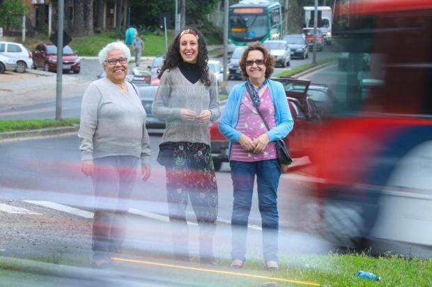 """""""Sobre Marias e Terezas"""": curta-metragem filmado na Lomba do Pinheiro será exibido para moradores Isadora Neumann/Agencia RBS"""