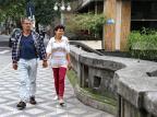 """Um mês após mudança, casal contemplado no Programa Moradia Primeiro tem vida nova e faz planos: """"Um passo de cada vez"""" Júlio Cordeiro/Agencia RBS"""