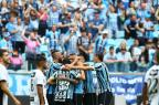 """Cacalo: """"Contra tudo e contra todos, o Grêmio avança"""" Lauro Alves/Agencia RBS"""