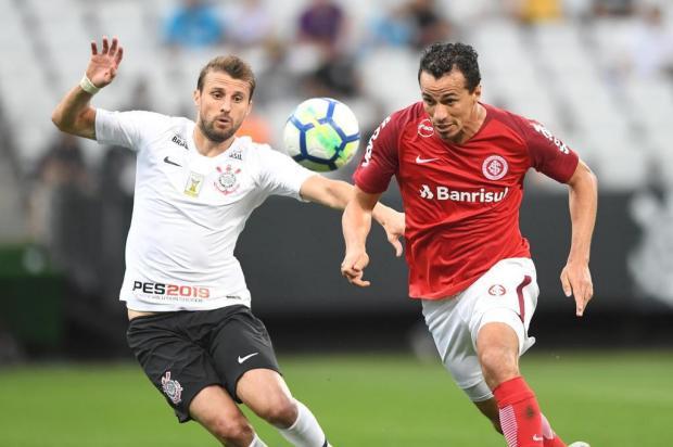 Luciano Périco: dupla fez rodada disputada Ricardo Duarte/SC Internacional