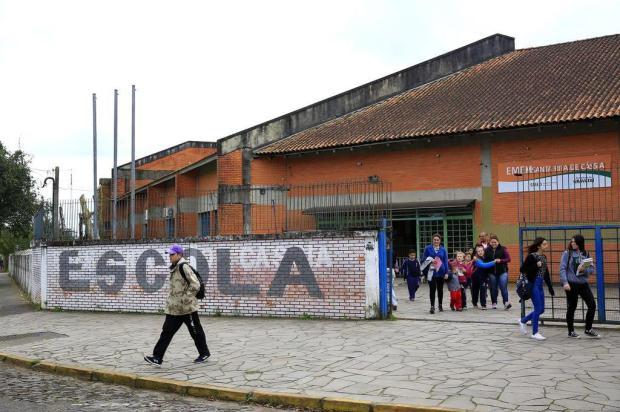 Comunidade se mobiliza para manter Ensino Médio em escola municipal de Gravataí Mateus Bruxel/Agencia RBS