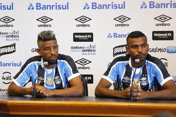 """Luciano Périco: """"Rodízio Tricolor"""" LUCAS UEBEL/Grêmio,Divulgação"""