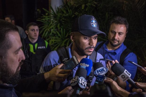 """Cacalo: """"A função do jornalista é muito importante para os clubes de futebol"""" Lucas Uebel / Grêmio/Divulgação/Grêmio/Divulgação"""