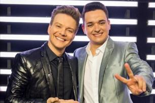 """""""O que eu puder ajudar na carreira dele, vou fazer de tudo"""", diz Teló sobre Léo Pain; leia entrevista exclusiva Reprodução/Instagram"""