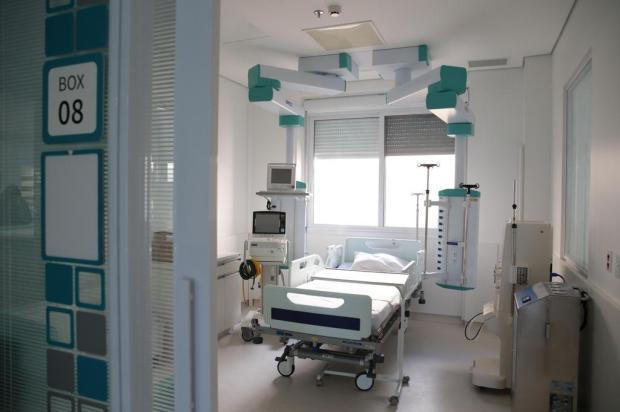 Abertura da UTI faz Hospital da Restinga operar a pleno Fernando Gomes/Agencia RBS