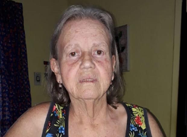 Idosa aguarda há 10 anos por cirurgia, em Porto Alegre Arquivo Pessoal / Arquivo Pessoal/Arquivo Pessoal