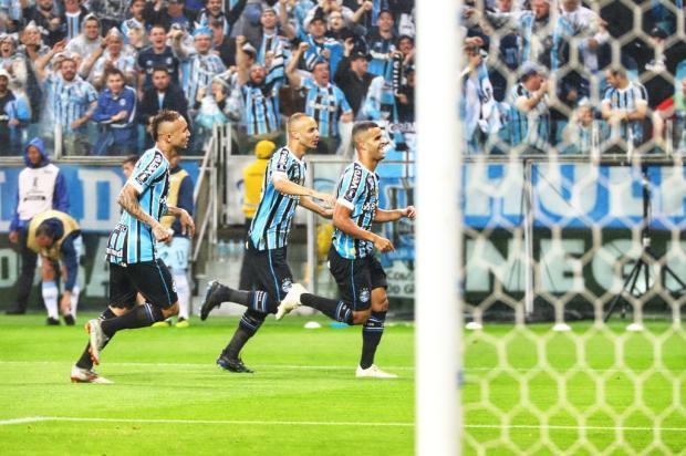 """Guerrinha: """"Goleada esperada do Grêmio na Arena"""" Carlos Macedo/Agencia RBS"""
