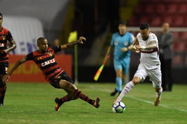 """Lelê Bortholacci: """"Apatia inaceitável do Inter contra o Sport"""" Ricardo Duarte/Inter"""