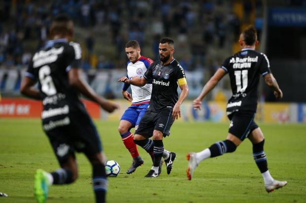 """Cacalo: """"Ao Grêmio, é proibido jogar mal"""" Félix Zucco/Agencia RBS"""