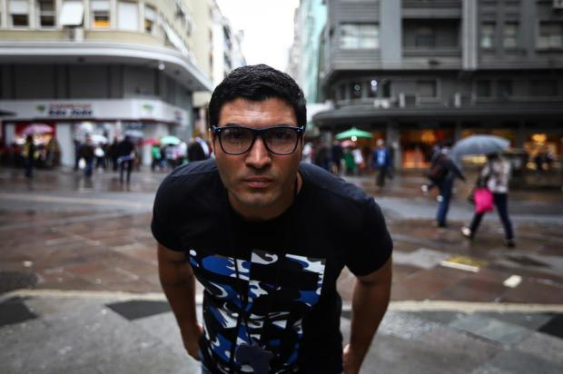 Dí'Olivie mostra que o rap é pop Carlos Macedo/Agencia RBS