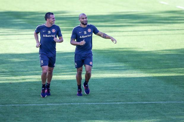 """Luciano Périco: """"Urucubaca atacou o Inter para o jogo contra o São Paulo"""" Isadora Neumann/Agencia RBS"""
