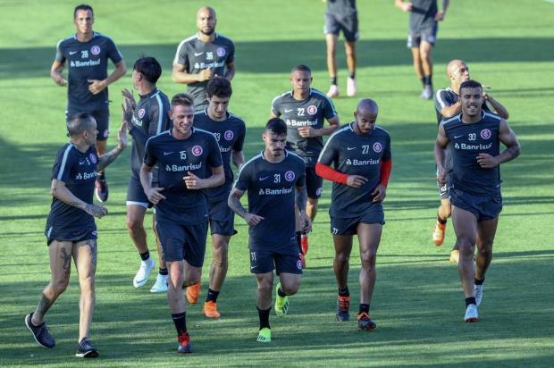 """Lelê Borthollaci: """"Torcida do Inter vai fazer sua parte contra o São Paulo"""" Isadora Neumann/Agencia RBS"""