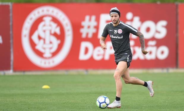 """Guerrinha: """"Duelo no Beira-Rio vale vaga na Libertadores"""" Ricardo Duarte / Sport Club Internacional/Sport Club Internacional"""