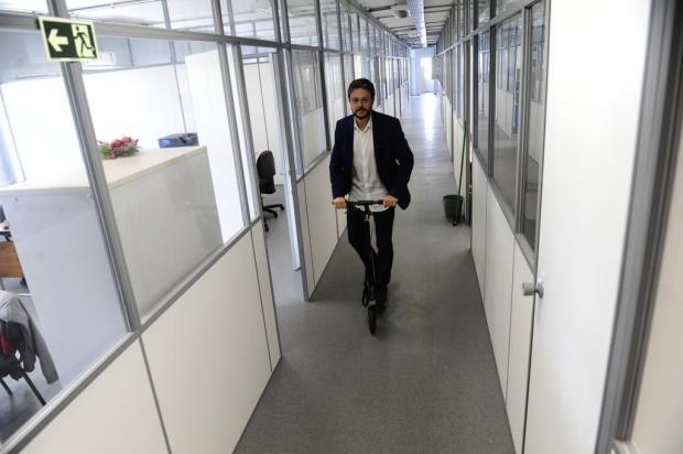 De antiga indústria a bunker de investigações: conheça onde funcionará o Deic na Capital Ronaldo Bernardi/Agencia RBS