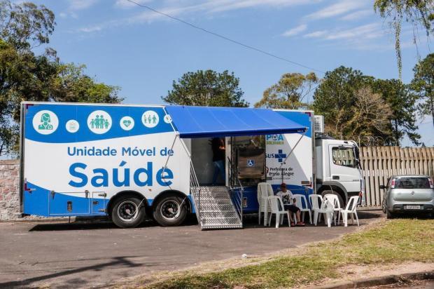 Posto de saúde na Vila dos Sargentos, em Porto Alegre, tem abertura adiada para 2019 Luciano Lanes/PMPA