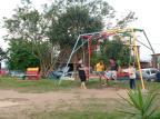 Pracinha do Jardim Cocão é reformada após ação de moradores, em Viamão Arquivo Pessoal / Leitor/DG/Leitor/DG