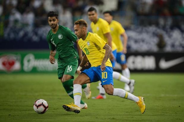 """Cacalo: """"Foi uma atuação indigna da Seleção Brasileira"""" Pedro Martins/Mowa Press"""