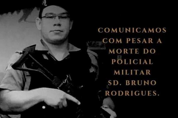 Morre PM baleado em assalto em Canoas Divulgação/Brigada Militar/Divulgação