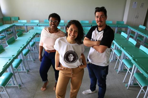 Três histórias de professores que fazem da sala de aula um local de transformação de vidas Mateus Bruxel/Agencia RBS