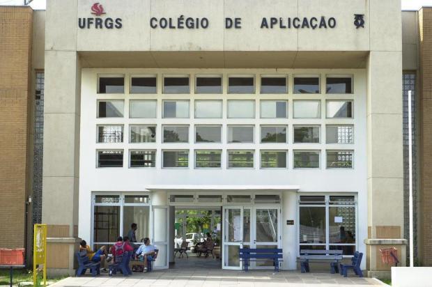 Colégio de Aplicação da UFRGS tem inscrições abertas Mauro Vieira/Agencia RBS