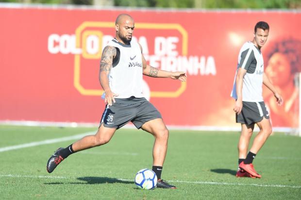 """Lelê Bortholacci: """"Melhor dupla do Inter está de volta"""" Ricardo Duarte / Agência RBS/Agência RBS"""