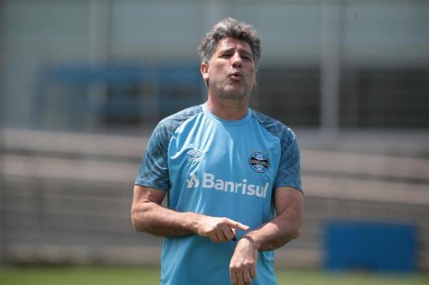 """Cacalo: """"O futuro do Grêmio na Libertadores"""" Fernando Gomes/Agencia RBS"""