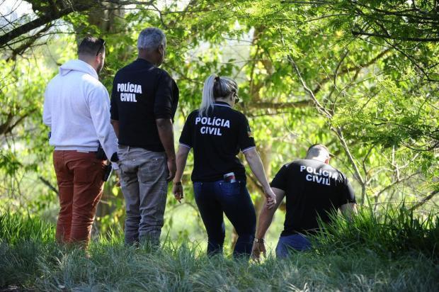 Polícia divulga retrato falado de homem que teria sequestrado menina que foi localizada morta Ronaldo Bernardi/Agência RBS