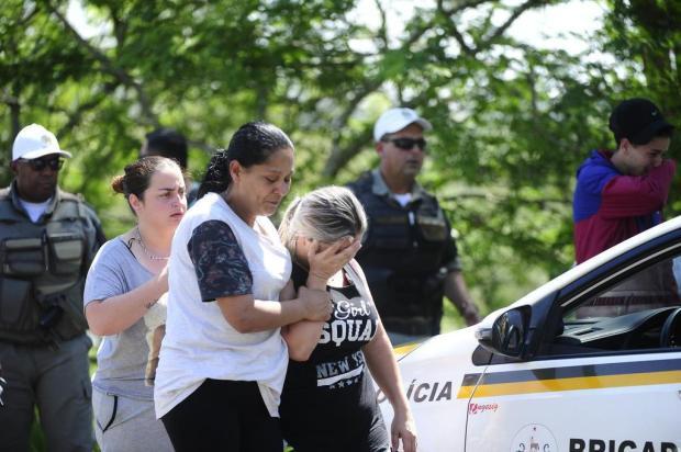 Laudo aponta que menina Eduarda foi morta por afogamento, diz subchefe da Polícia Civil Ronaldo Bernardi/Agencia RBS