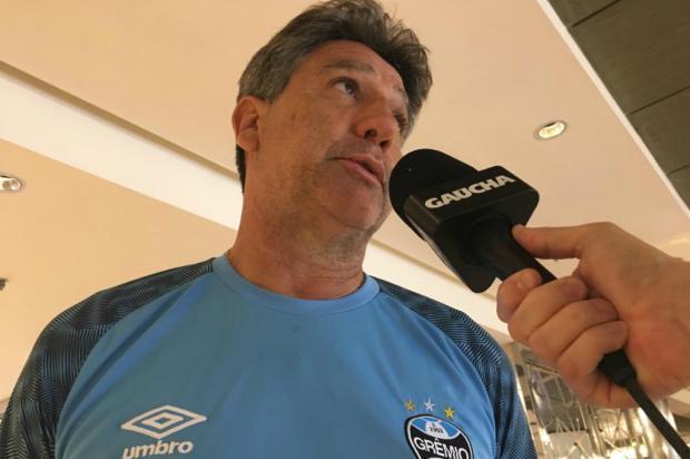 "Luciano Périco: ""O maior desafio para o Grêmio"" José Alberto Andrade / Agência RBS/Agência RBS"