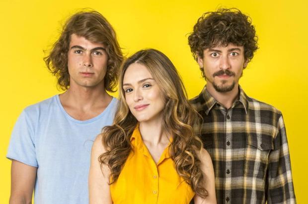 """Conheça o trio protagonista de """"Verão 90"""", a próxima novela das sete João Cotta/TV Globo/Divulgação"""