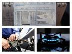 Como economizar luz, gás de cozinha e gasolina, vilões da inflação no orçamento familiar Colagem de fotos de Tadeu Vilani, Adriana Franciosi e Diogo Sallaberry / Agência RBS/Agência RBS