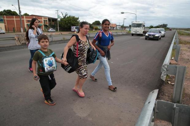 Trecho duplicado da RS-118 será parcialmente bloqueado devido a riscos para a travessia de pedestres Fernando Gomes/Agencia RBS