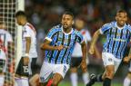 """Cacalo: """"Renato 1x0 River Plate"""" Lucas Uebel/Gremio.net"""
