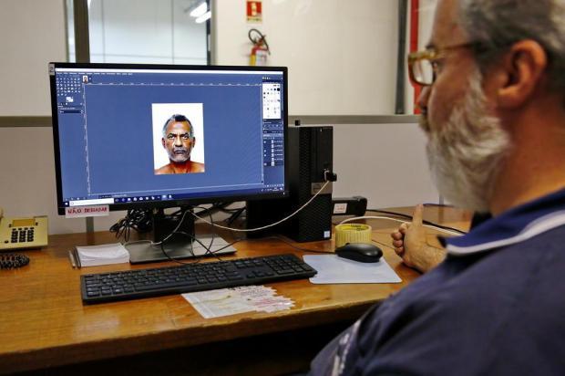 Entenda como funciona a elaboração de retratos falados no RS Robinson Estrásulas/Agencia RBS