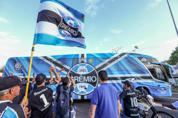 """Cacalo: """"Vitória do Grêmio rodou o mundo"""" Isadora Neumann/Agencia RBS"""